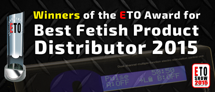 ETO Award Winners :: Best Fetish Product Distributor 2015