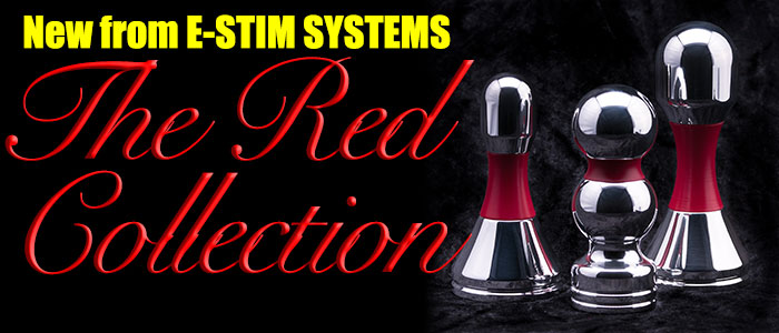E-Stim Systems Red Collection
