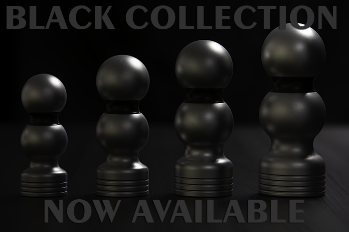 New Black Collection now available