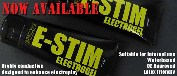 New E-Stim Systems Gels